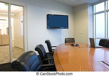 内部, 会議室