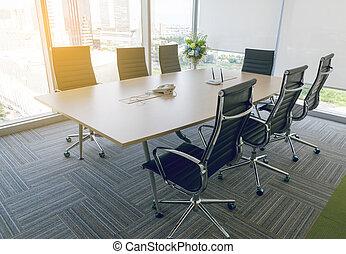 内部, 在中, 会议室, 在中, moder, 办公室