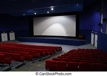 内部, 2, 映画館