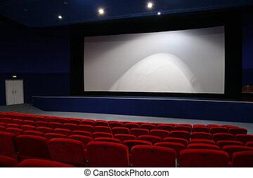 内部, 3, 映画館