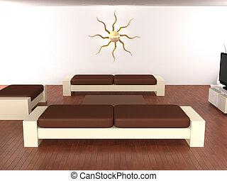 内部, livingroom