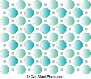 円, まだらである, 抽象的なデザイン, 背景