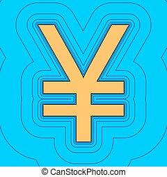 円, 色, 空, 輪郭, 青, バックグラウンド。, -, フィールド, 黒, 輪郭, vector., 地図, 印。, equidistant, sea., 波, アイコン, のように, 島, 海洋, 砂, ∥あるいは∥