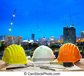 再び, 仕事, 道具, 懸命に, 執筆, 計画, テーブル, 帽子, エンジニア