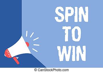 写真メッセージ, あなたの, 拡声器, 宝くじ, 執筆, メモ, win., ギャンブル, メガホン, 話すこと, 青, loud., 危険, ビジネス, 提示, 重要, 背景, 回転, 幸運, カジノ, 試み, ゲーム, showcasing, 運
