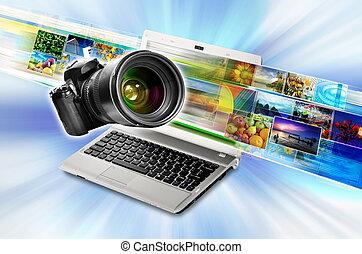 写真撮影, concept01