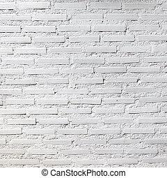 写真, 広場, 壁, 手ざわり, 背景, 白い煉瓦