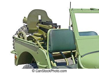 军队, 我们, 吉普车