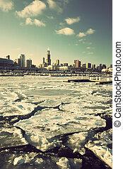 冬天, 芝加哥