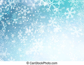 冬季, 摘要, 雪, 背景。, 假日, 圣诞节, 背景