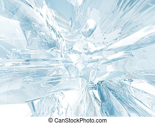 冰, 背景