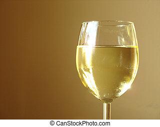 冷えた, 白ワイン