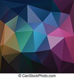 几何学 背景 几何学 彩色的背景 Canstock