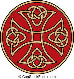 凱爾特語的 十字架