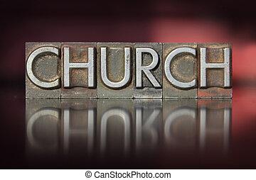 凸版印刷, 教会