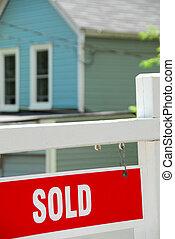 出售, 房子