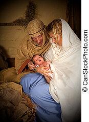 出生, イエス・キリスト