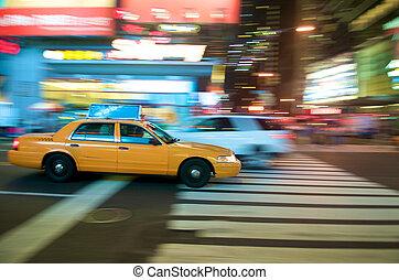 出租汽車, 紐約市