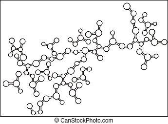 分子の構造