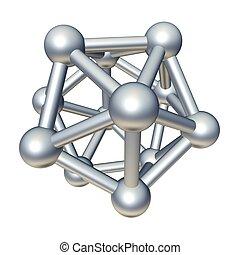 分子, 3d