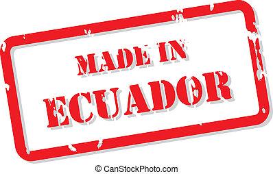 切手, エクアドル