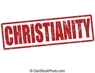 切手, キリスト教