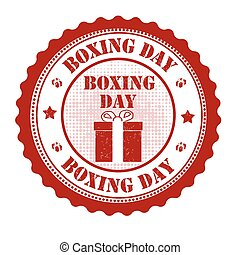 切手, クリスマスの贈物日
