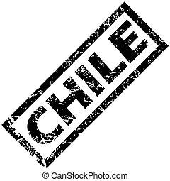 切手, チリ