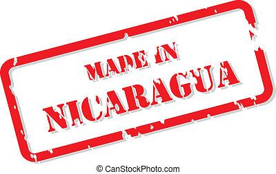 切手, ニカラグア