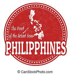 切手, フィリピン