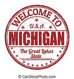 切手, ミシガン州, 歓迎