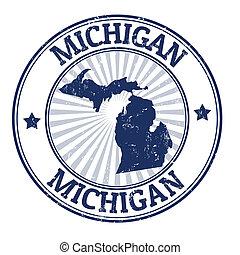 切手, ミシガン州