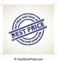 切手, 価格, 最も良く