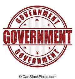 切手, 政府