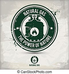 切手, 自然, 選択肢, ガス