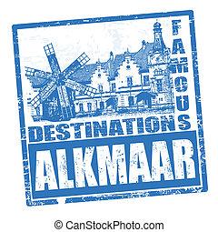 切手, alkmaar