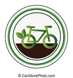 切手, eco, 自転車, 円