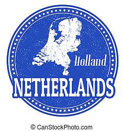 切手, netherlands
