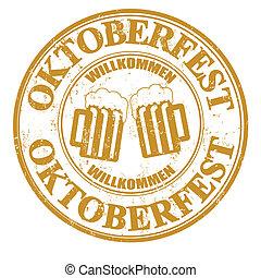 切手, oktoberfest