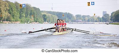 划船, 賽船會