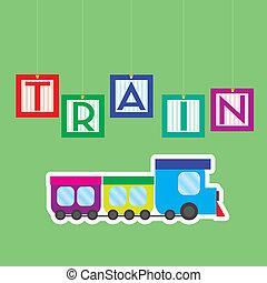 列車, おもちゃ