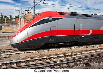 列車, 現代