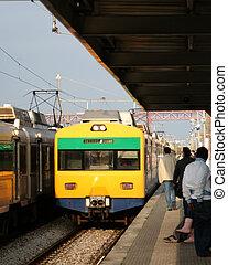 列車, 2