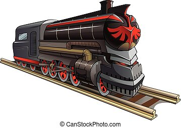 列車, demonic