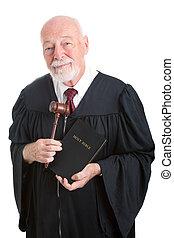 判斷, 狀態, -, 教堂