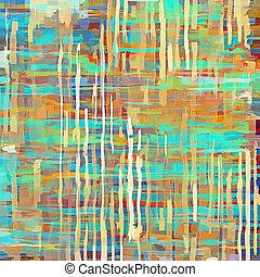 別, グランジ, 色, 抽象的, 黄色, (beige);, バックグラウンド。, blue;, (orange), green;, textured, patterns:, 赤