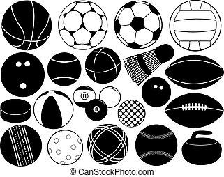 別, ボール, ゲーム