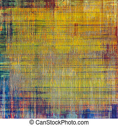 別, (orange);, グランジ, 色, 抽象的, 黄色, (beige);, バックグラウンド。, blue;, 緑, textured, patterns:, 赤
