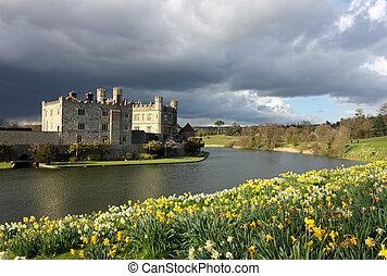 利茲城堡, 在, 肯特, 英國