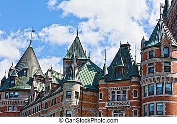 别墅frontenac, 魁北克城市, 加拿大